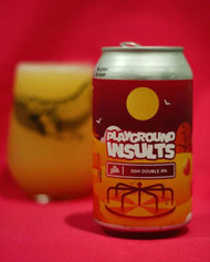 ​Mr Banks Playground Insults DDH Double IPA⠀
