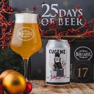 Beer Cartel Advent Calendar Day 17: Yulli's Brews Eugene Umeboshi Lager⠀