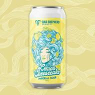 Bad Shepherd Lemon Cheesecake Imperial Sour Ale