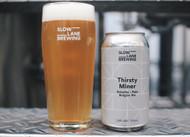 Slow Lane Thirsty Miner Grisette Pale Belgian Ale
