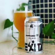Exit/Rocky Ridge Brekkie Juice IPA⠀