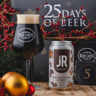 Beer Cartel Advent Calendar Day 5: Jetty Road Mochaccino Stout⠀