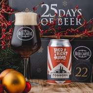Beer Cartel Advent Calendar Day 22: Foghorn Red Right Hand Red IPA⠀