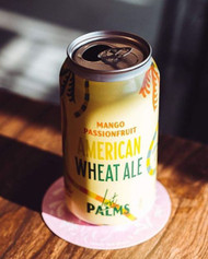 ​Lost Palms Mango & Passionfruit American Wheat Ale⠀