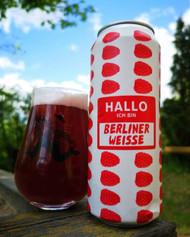 Mikkeller Hallo Ich Bin Berliner Weisse Raspberry⠀