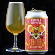 Temple 888 Mandarin Ale