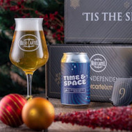 Beer Advent Calendar Day 9: Mr Banks Time & Space Galaxy Pilsner⠀