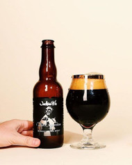 Jackie O's Dark Apparition Imperial Stout⠀