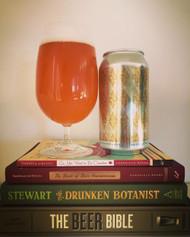 Green Beacon Fathom Silfra Sour Golden Ale in Shiraz Barrels
