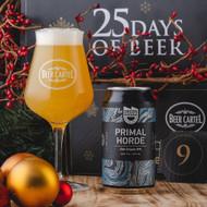 Beer Cartel Advent Calendar Day 9: Deeds Primal Horde Oat Cream IPA⠀