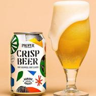 Garage Project Crisp Beer Dry Hopped Dry Lager⠀