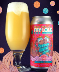 Garage Project Give Me All Your Love NEIPA 440ml Can