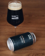 ​Slow Lane Old Russet BA Belgian Brown Ale