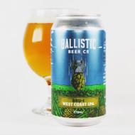 Ballistic Bru-1 West Coast IPA