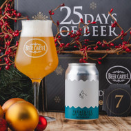 Beer Cartel Advent Calendar Day 7: Beer Name: Frenchies Soft Tropical Mist DDH Session NEIPA⠀