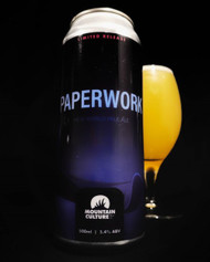 ​Mountain Culture Paperwork Hazy Pale Ale