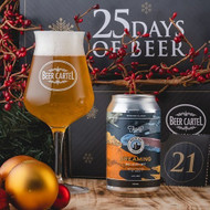 Beer Cartel Advent Calendar Day 21: White Bay Dreaming Belgian Wit⠀