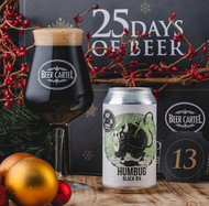 Beer Cartel Advent Calendar Day 13: Hop Nation Humbug Black IPA⠀
