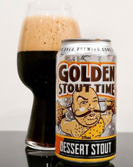 Big Shed Golden Stout Time 375ml Can⠀