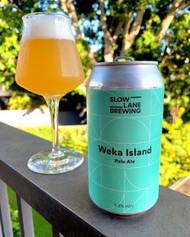 Slow Lane Weka Island Pale Ale