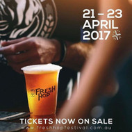 Looking for something fun to do in April? Head to Launceston in Tassie for the Fresh Hop Festival!