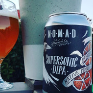 Nomad Supersonic Fingerlime IIPA 330ml Can
