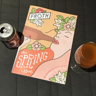 Getting my Gose on while reading the latest from @frothbeermag.