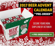 We've taken our 2017 Beer Advent Calendar to the next level!