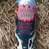 Sailors Grave Winter Farmhouse Ale