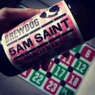 ​Day 5 of our Beer Advent Calendar recap: Brew Dog 5AM Saint.
