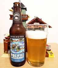It's day 12 of our Beer Advent Calendar! Today it's Deschutes Pacific Wonderland.