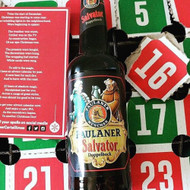 It's day 16 of our Beer Advent Calendar! Today it's Paulaner Salvator.