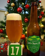 It's day 17 of our Beer Advent Calendar! Today it's Moa South Pacific IPA.