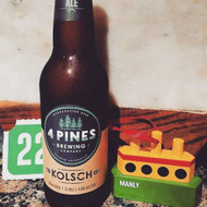 ​It's day 22 of our Beer Advent Calendar! Today it's 4 Pines Kolsch