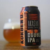Look at this beer. Doesn't it look excellent? Akasha Korben D Double IPA.