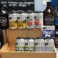 Ekim Brewing Beers
