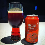 Newstead Liquidambar Amber Ale 375ml Can