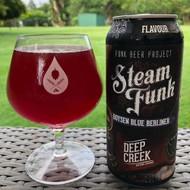 Deep Creek Steam Funk Boysen Blue Berliner