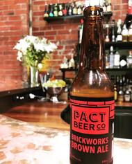Pact Brickworks Brown Ale