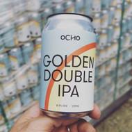 Ocho Golden Double IPA