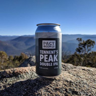 Pact Tennent's Peak Double IPA