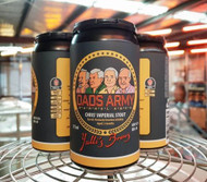 Yulli's Dads Army: Chris' Imperial Stout