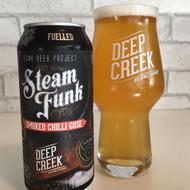 Deep Creek Steam Funk Smoked Chilli Gose