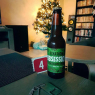 Beer Cartel Beer Advent Calendar Day 4: Fixation Obsession Session IPA