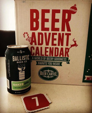 Beer Cartel Beer Advent Calendar Day 7: Ballistic Driftwood XPA (Extra Pale Ale)
