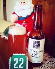 Beer Cartel Beer Advent Calendar Day 22: Bridge Road Chevalier Saison