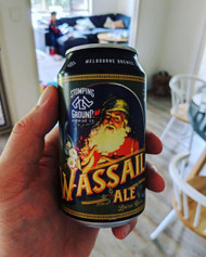 Beer Cartel Beer Advent Calendar Day 25: Stomping Ground Wassail Ale