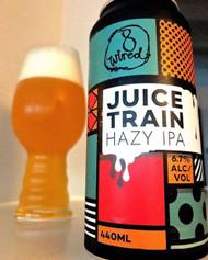 8 Wired Juice Train Hazy IPA