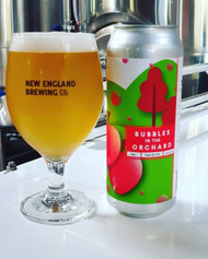 New England Bubbles In the Orchard Brut IPA