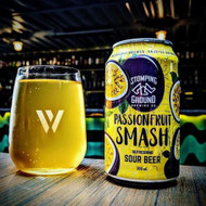 Stomping Ground Passionfruit Smash Refreshing Sour Beer⠀